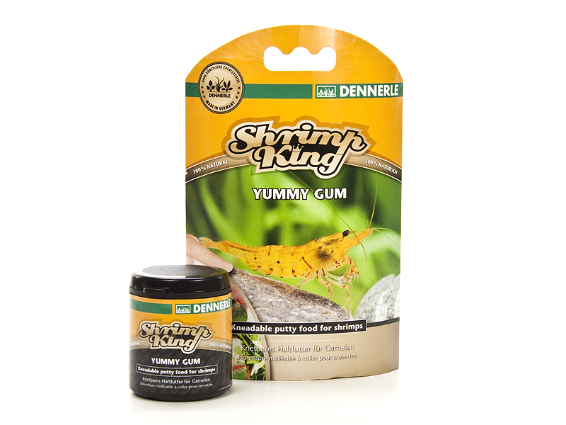 Dennerle Shrimp King Yummy Gum 50 g