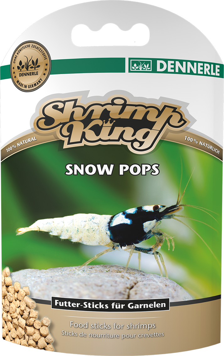Dennerle Shrimp King Snow Pops 40 g