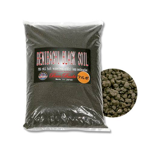 Benibachi Black Soil 3 kg (Normal)